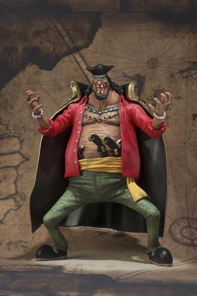 One Piece: Figuarts Zero Marshall D Teach non Scale PVC Statue