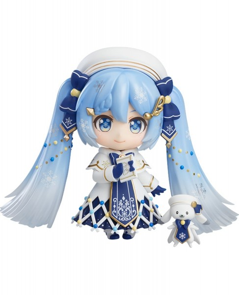 Vocaloid: Nendoroid Snow Miku Glowing Snow Ver.