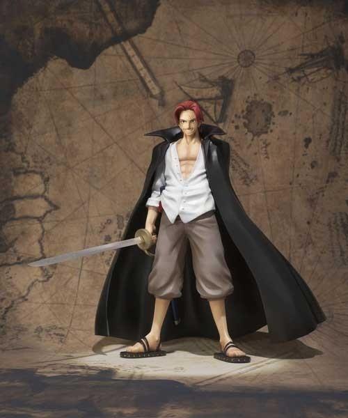 One Piece: Figuarts Zero Shanks non Scale PVC Statue