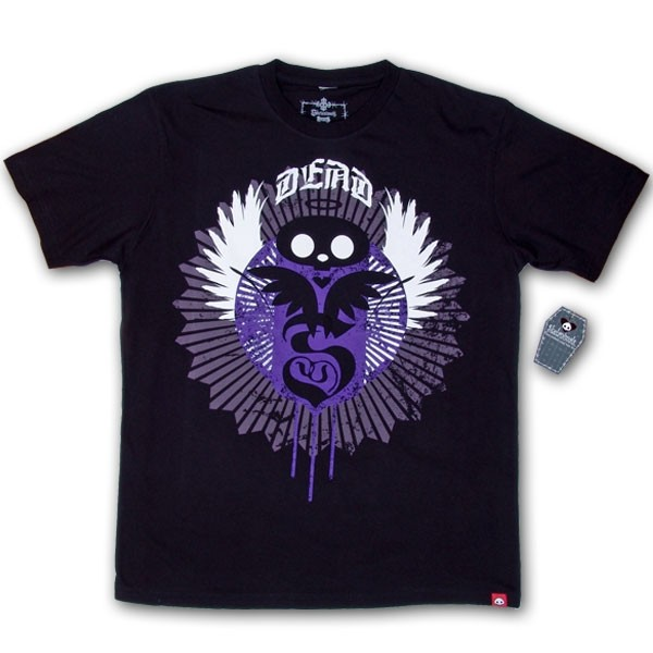 Skelanimals: T-Shirt Angel Crest