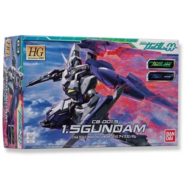 Gundam 00 - HG 1.5 Gundam 1/144