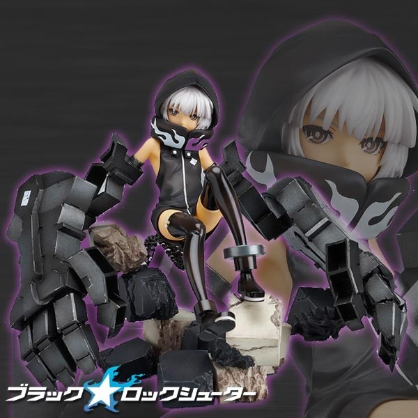 Black Rock Shooter: Strength Animation Ver. 1/8 Scale PVC Statue