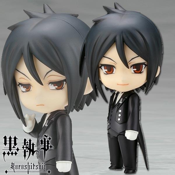 Black Butler - Sebastian Michaelis Nendoroid