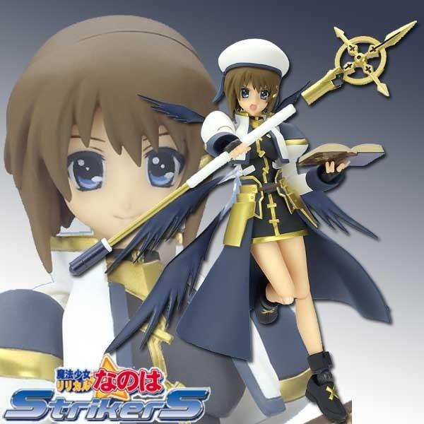 Magical Girl Lyrical Nanoha Strikers: Hayate Yagami - Figma