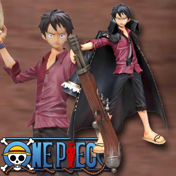 One Piece: P.O.P. Luffy Strong Edition 1/8 Scale PVC Statue