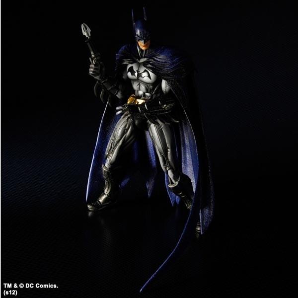 Batman Arkham City: Play Arts Kai Batman Action Figure