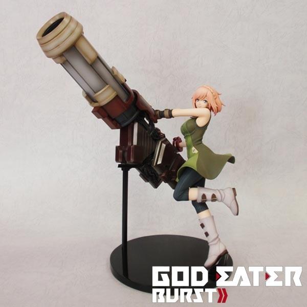 God Eater Burst: Daiba Canon 1/7 Scale PVC Statue