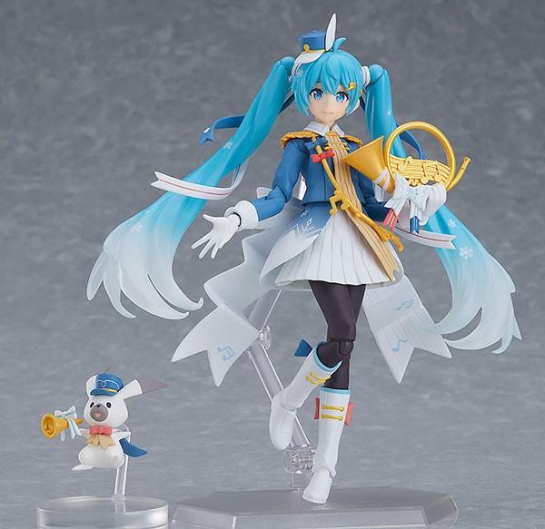 Vocaloid 2: Snow Miku Snow Parade Ver. Figma