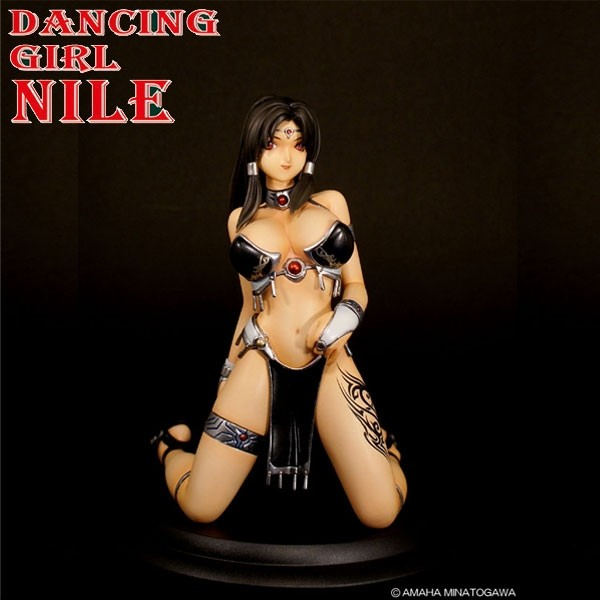 Amaha Collection: Dancing Girl Nile Tattoo Version 1/6 Scale PVC Statue
