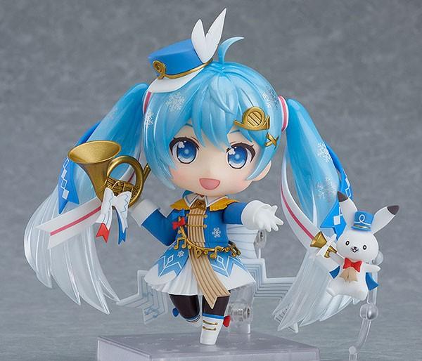 Vocaloid: Nendoroid Snow Miku Snow Parade Ver.