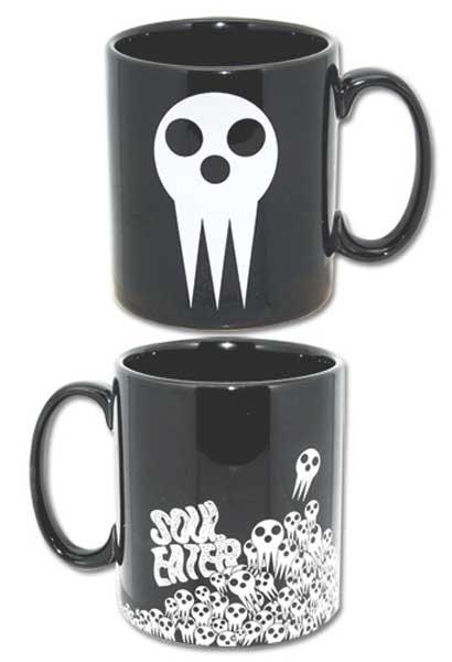 Soul Eater: Shinigami Sama Skull Mug