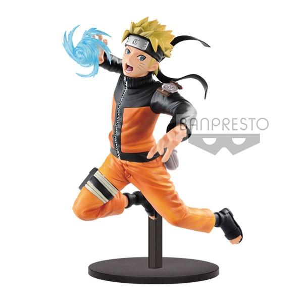 Naruto Shippuden: Vibration Stars Naruto Uzumaki non Scale PVC Statue