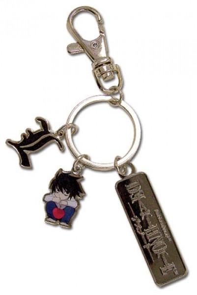 Metal Keychain L