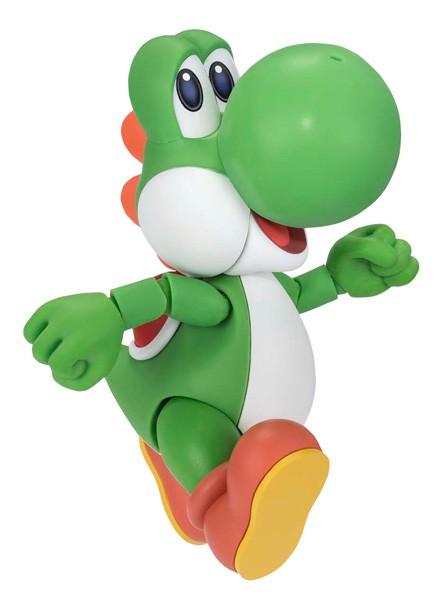 Super Mario: S.H.Figuarts Yoshi Actionfigur