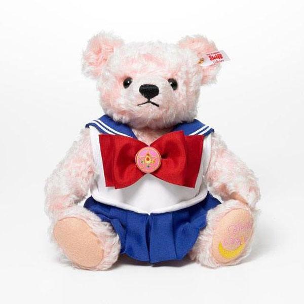 Sailor Moon: Steiff x Sailor Moon Teddy Bear Plüschfigur