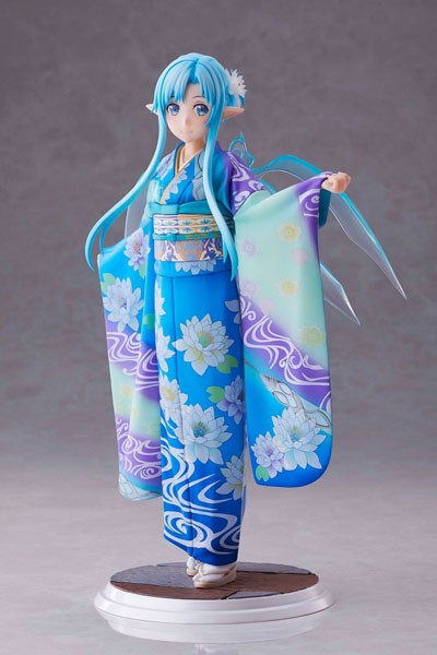 Sword Art Online Alicization - War of Underworld: WAHOO! Asuna Undine Kyoyuzen Ver. 1/7 Scale PVC St