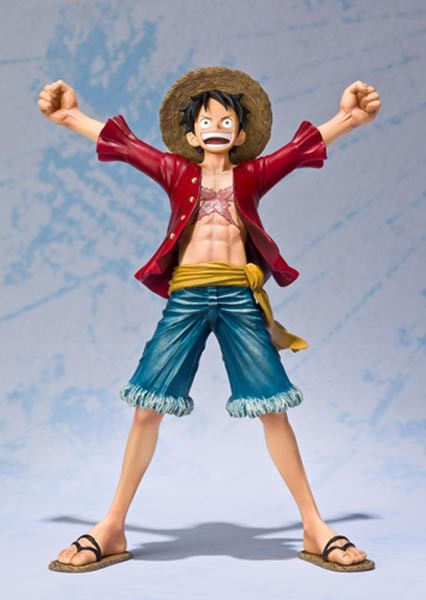 One Piece: Figuarts Zero Ruffy New World Ver. non Scale PVC Statue