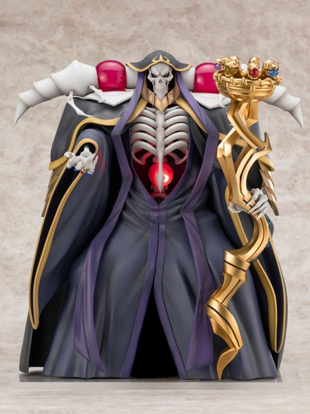 Overlord: Ainz Ooal Gown 1/7 Scale PVC Statue