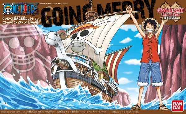 One Piece: Grand Ship Collection - Going Merry Model-Kit