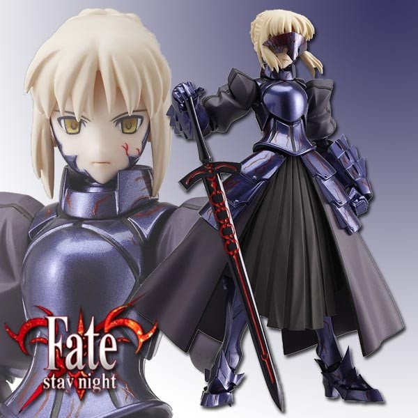 Fate/stay night: Saber Alter 2.0 - Figma
