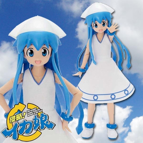 Shinryaku! Ika Musume: Ika Musume (Pure Neemo Flection XS)