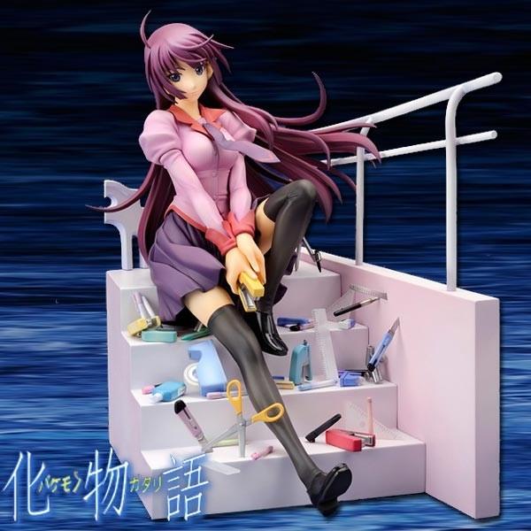Bakemonogatari: Hitagi Senjougahara 1/7 Scale PVC Figure
