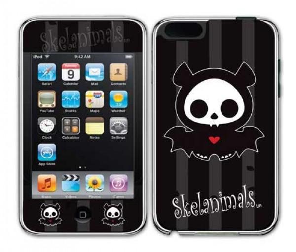 Skelanimals I-Pod Touch Sticker Diego