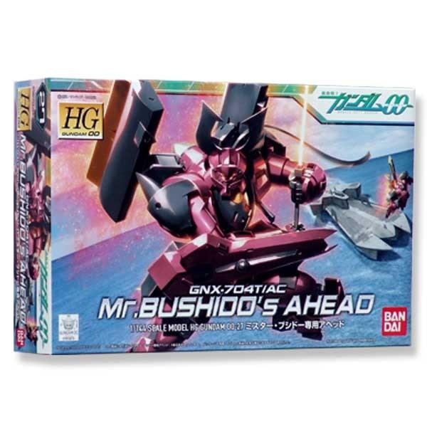 Gundam 00 - HG Mr. Bushido's Ahead 1/144