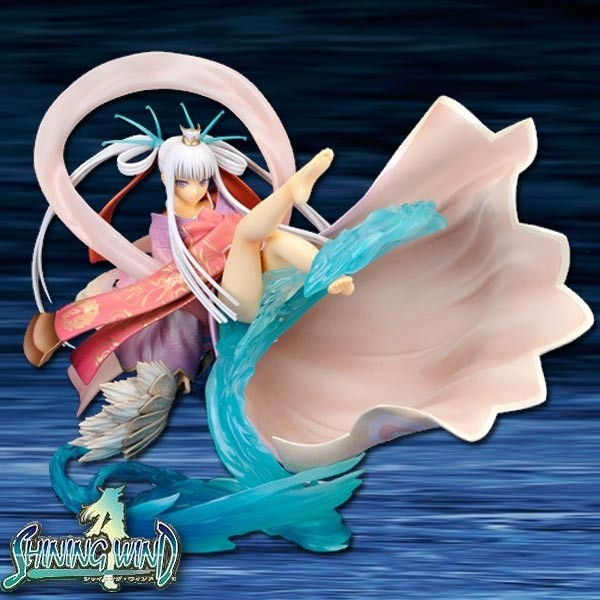 Shining Wind: Houmei 1/8 Scale PVC Figure