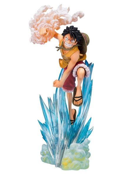 One Piece: Figuarts Zero Monkey D. Ruffy Brother's Bond non Scale PVC Statue