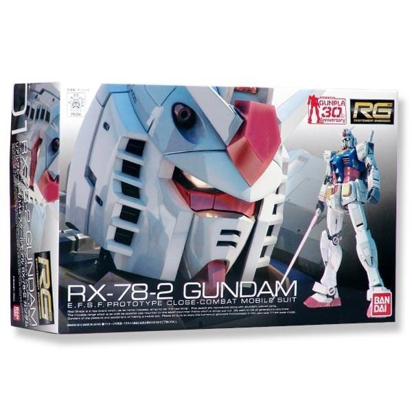 Gundam - RG RX-78-2 Gundam 1/144