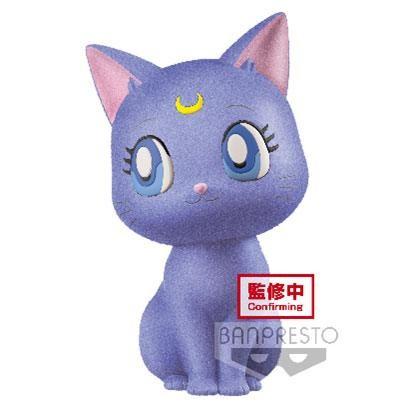 Sailor Moon Eternal The Movie Fluffy Puffy: Luna non Scale PVC Minifigur