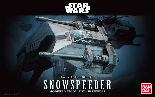 Star Wars: Snowspeeder 1/48 Model Kit