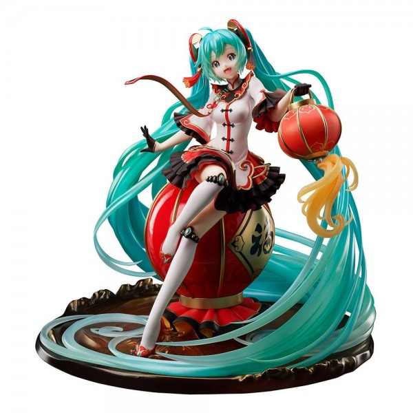 Vocaloid 2: Miku Hatsune Chinese New Year Ver. 1/7 Scale PVC Statue