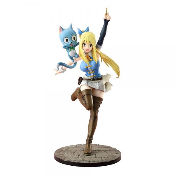 Fairy Tail Final Season: Lucy Heartfilia 1/8 Scale PVC Statue