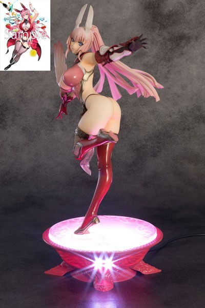 The Seven Heavenly Virtues: Uriel Descent Special Limited Base Ver. 1/8 Scale PVC Statue