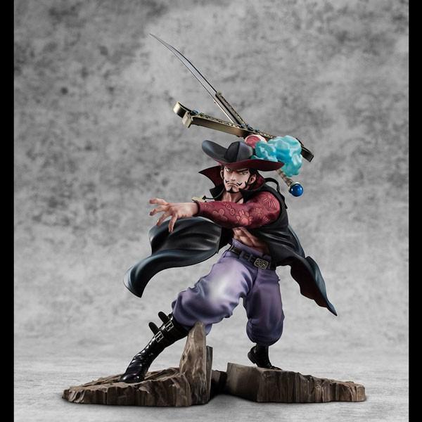 One Piece: P.O.P. Neo Maximum Hawk-Eyes Dracule Mihawk Ver. 1/8 Scale PVC Statue