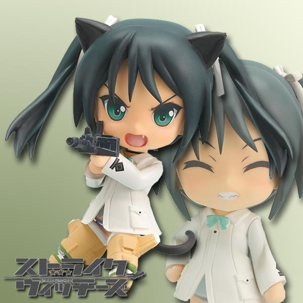 Strike Witches: Nendoroid Francesca Lucchini
