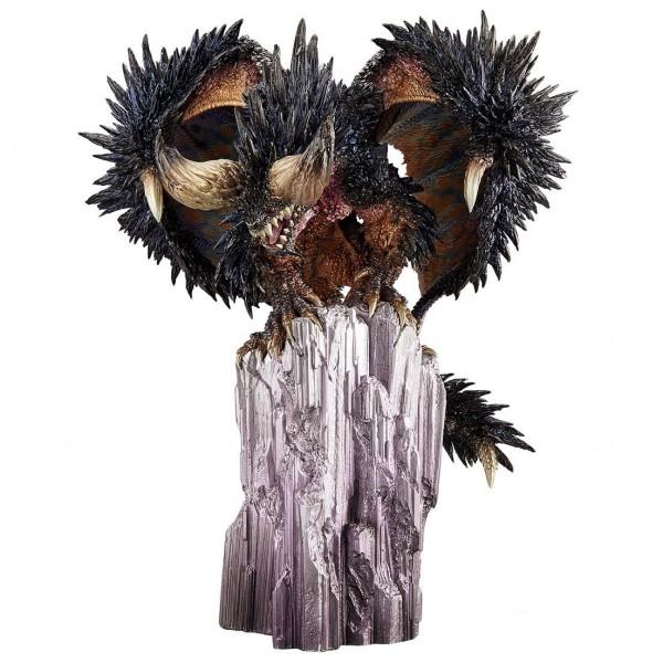Monster Hunter: CFB Creators Model Arch-tempered Nergigante non Scale PVC Statue