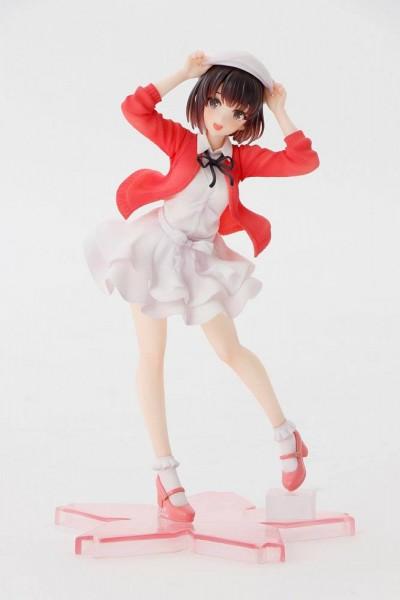 Saekano: How to Raise a Boring Girlfriend: Megumi Kato Heroine Uniform Ver. non Scale PVC Statue