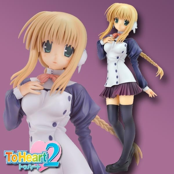 To Heart 2: Silfa 1/8 Scale PVC Statue
