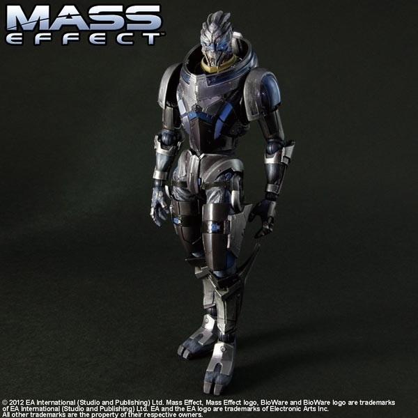 Mass Effect 3: Play Arts Kai Garrus Vakarian Actionfigur