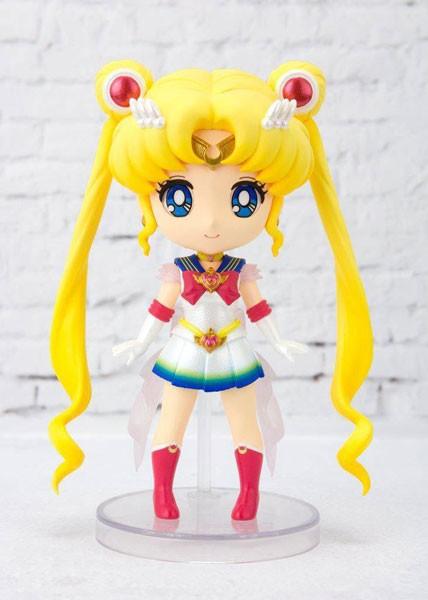 Sailor Moon: Eternal Figuarts mini Super Sailor Moon non Scale Actionfigur
