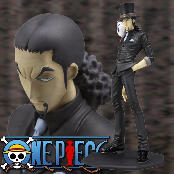 One Piece: P.O.P. Rob Lucci 1/8 Scale PVC Statue