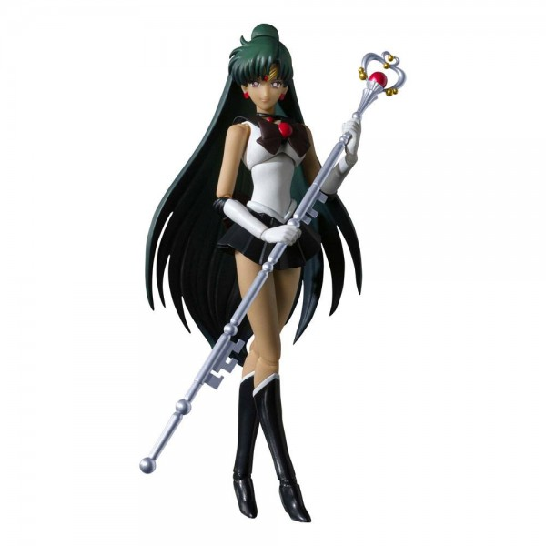 Sailor Moon: S.H. Figuarts Sailor Pluto Animation Color Edition non Scale Actionfigur