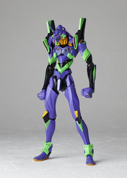 Neon Genesis Evangelion: Test Type 01 Revoltech Yamaguchi #100 Actionfigure