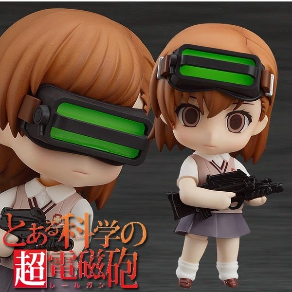 A Certain Scientific Railgun: Misaka Sister Nendoroid
