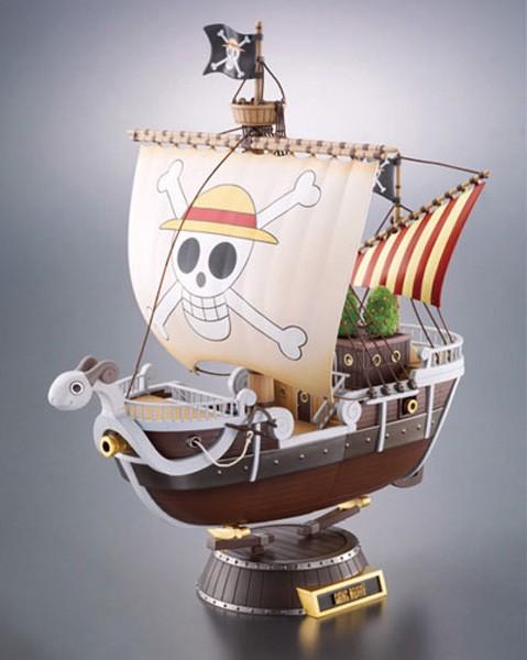 One Piece: Going Merry Fertigmodell