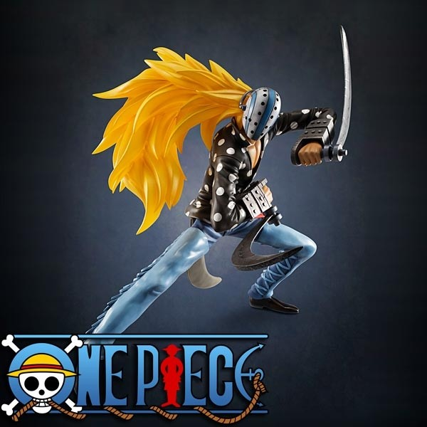 One Piece: P.O.P. Killer 1/8 Scale PVC Statue