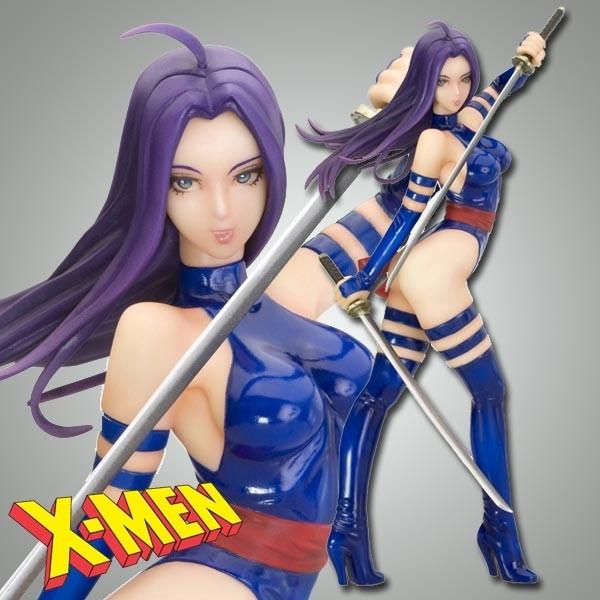 X-Men: Psylocke Bishoujo 1/8 Scale Marvel PVC Statue